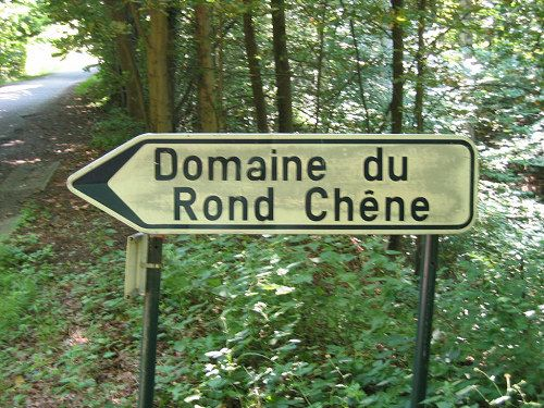 Domaine du Rond Ch�ne, photo par Tim B, 2005-07-17