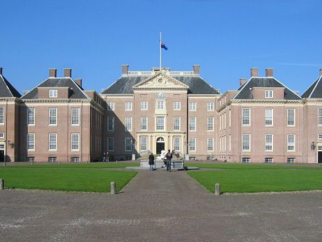 Royal estate Het Loo, Bild von Tim B, 2007-03-11