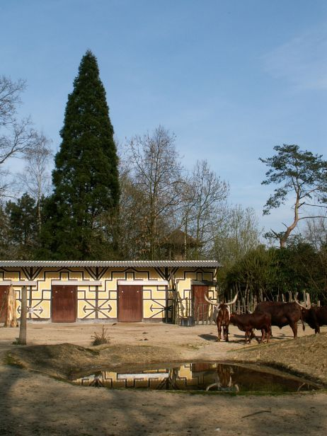 Dierenpark Planckendael, photo par Marc Meyer, 2007-04-04