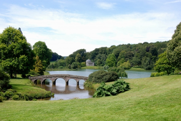 Stourhead, photo par Jeroen Philippona