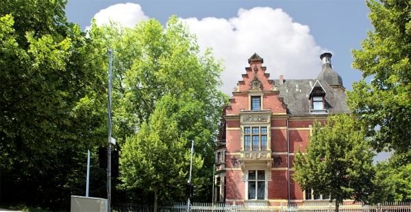 Straße Wasserstadt, Bild von M Wittenberg